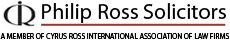 Philip Ross logo as Picture