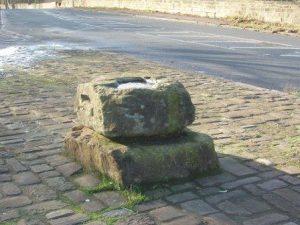 Ackworth plague stone