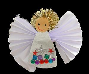 little angel decoration